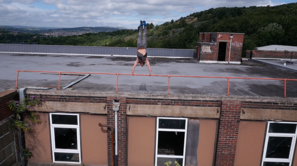 CHASE ARMITAGE - BUILDING HANDSTAND